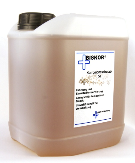BisKor corrosion protection oil 5L